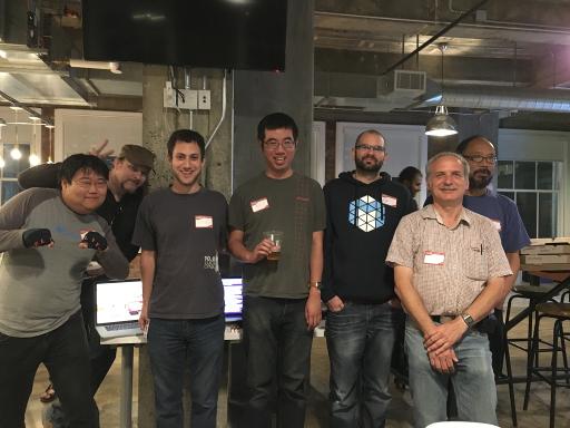 Ubuntu California 15.10 Release Party